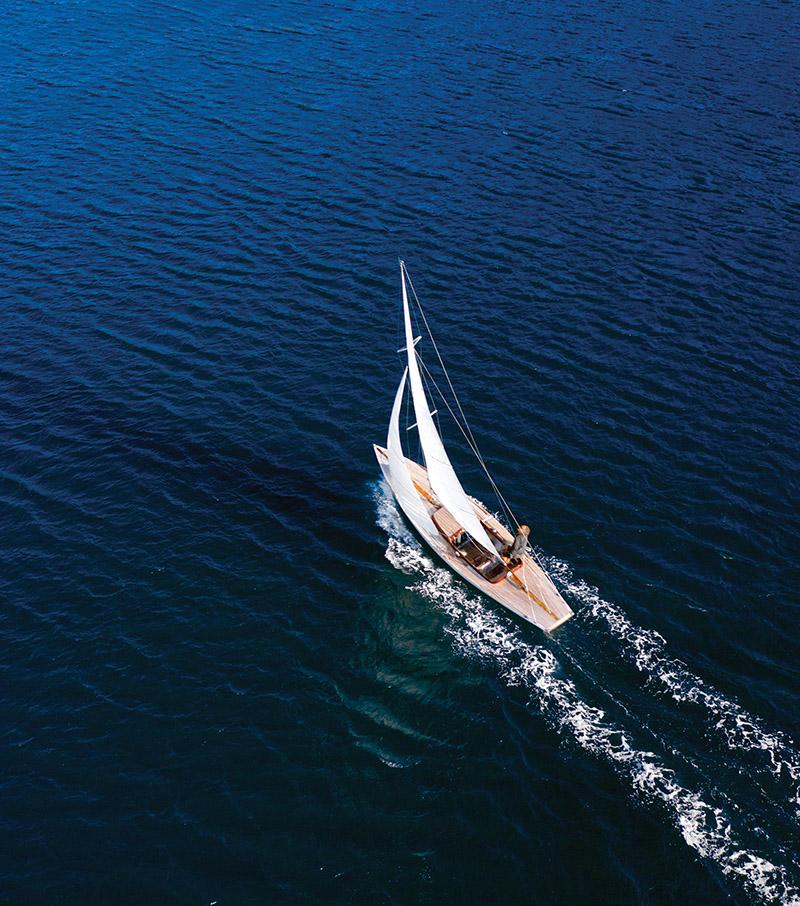 Lakes Sailboat