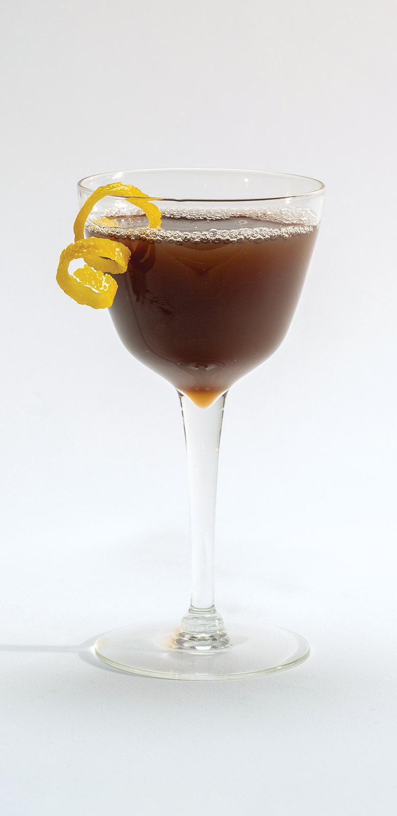 Table Mardigras Drink