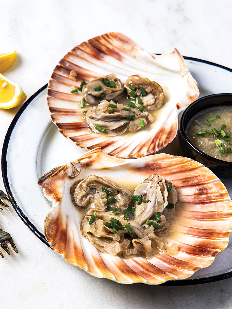 Lightrecipes Oysters